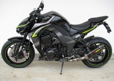 Z1000R Performance
