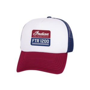 INDIAN FTR1200 TRUCKER HAT