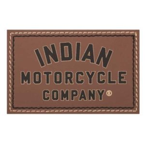 INDIAN IMC LEDER-PATCH