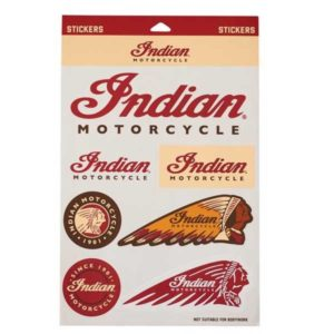 INDIAN MOTORCYCLE® STICKER SET