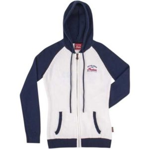 INDIAN WOMENS LOGO ZIP HOODIE