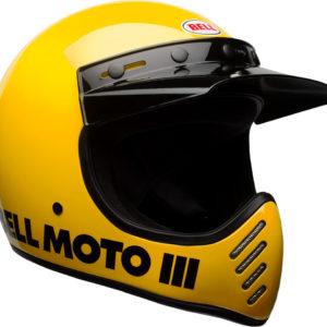 Bell Moto3Yellow 1