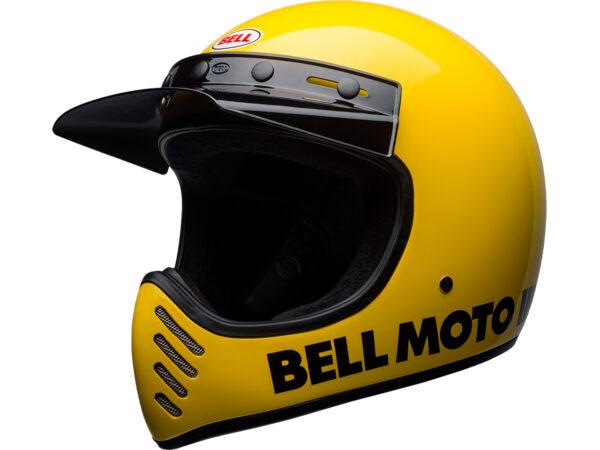 Bell Moto3Yellow 2
