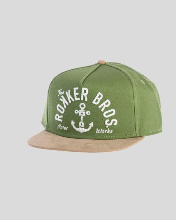 ROKKER BROS SNAPBACK CAP