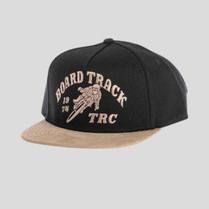 TRC BOARD TRACK SNAPBACK CAP
