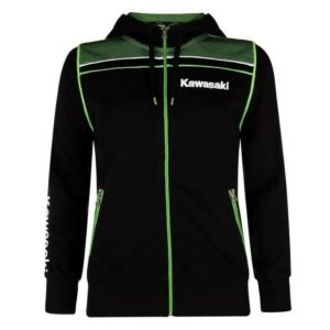 KAWASAKI SPORTS HOODY ZIP