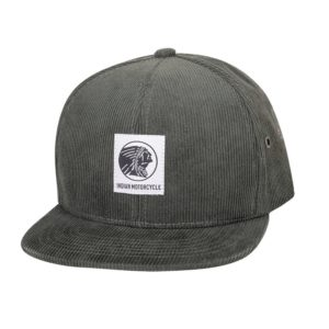 HIGH PROFILE CORDUROY HAT