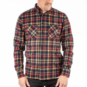 TACOMA NAVY SHIRT MEN